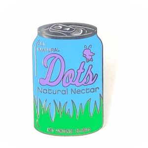 Bugs Life Dot Delicious Drinks Drink Soda Can Pin